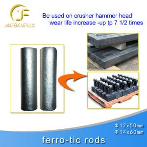 ferro-tic rods