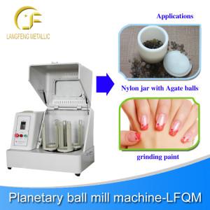 planetary ball mill machine 1