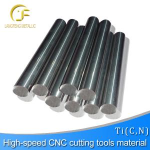 Titanium carbide Nitride cermets rod 1