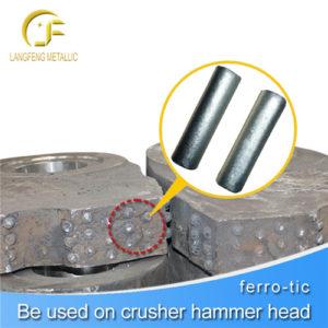 titanium carbide rod